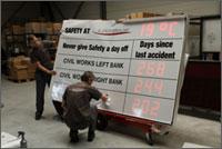 Veiligheidsbord