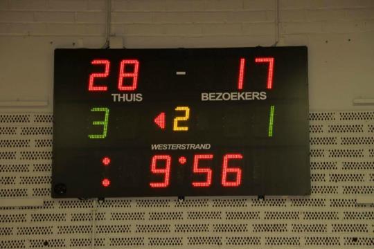 "<div class=""row blok""><div class=""col-md-12""><div class=""row""><div class=""col-md-12 column"">MARQUOIR ELECTRONIQUE et AFFICHEURS DE TEMPS DE POSSESSION FIBA</div></div></div></div>"